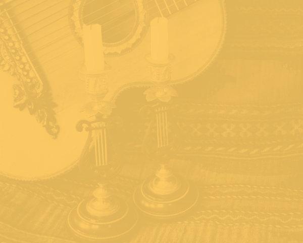 föreläsning med musik - gitarrduo