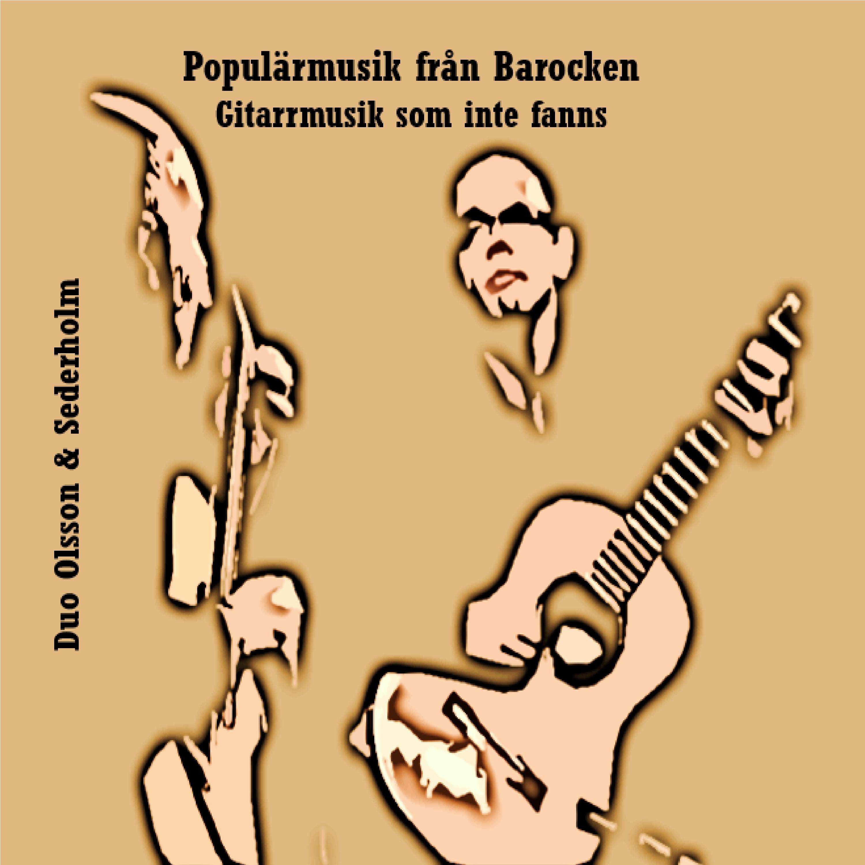CD Populärmusik från Barocken