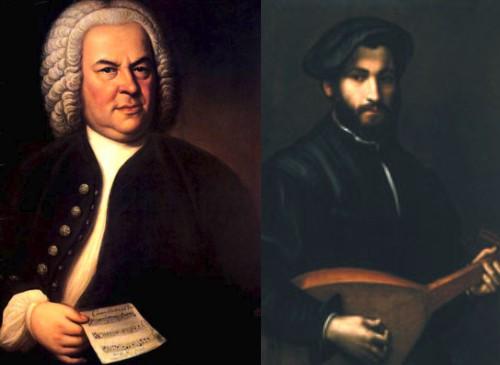 J.S.Bach and John Dowland